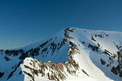 Snowbird ridges