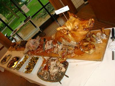 SoCG conference banquet fare