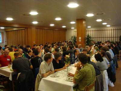 SoCG conference banquet