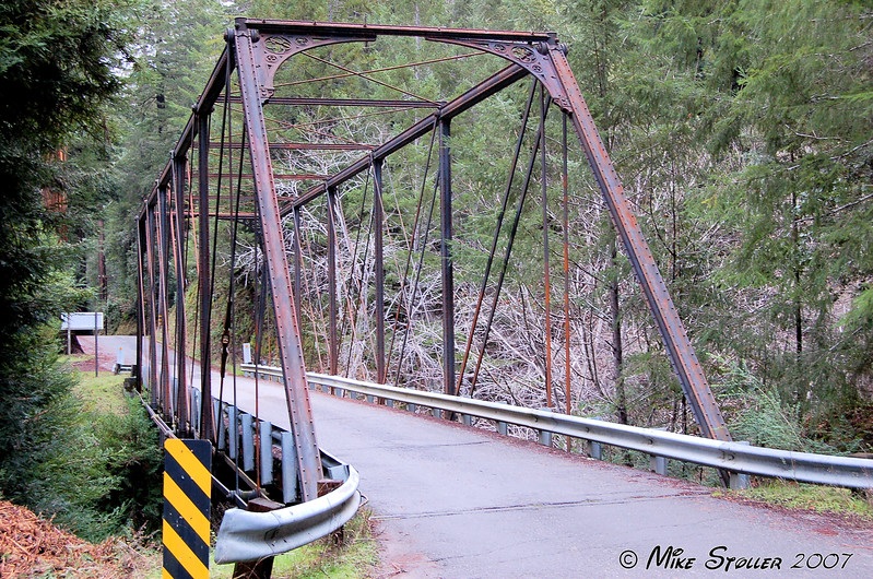 Near Clarks Crossing Sonoma County, CA