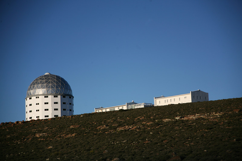 Southern African Large Telescope (SALT) in Sutherland, South Africa