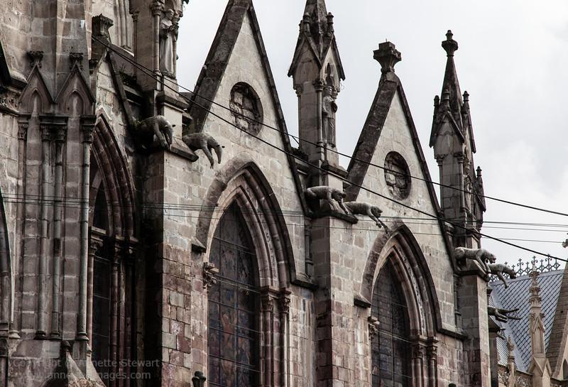 The Basilica Quito