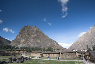 Photos from Ollantaytambo - Peru