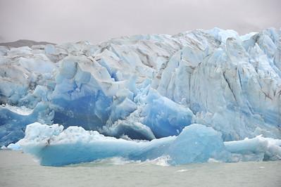 Iceberg dead ahead