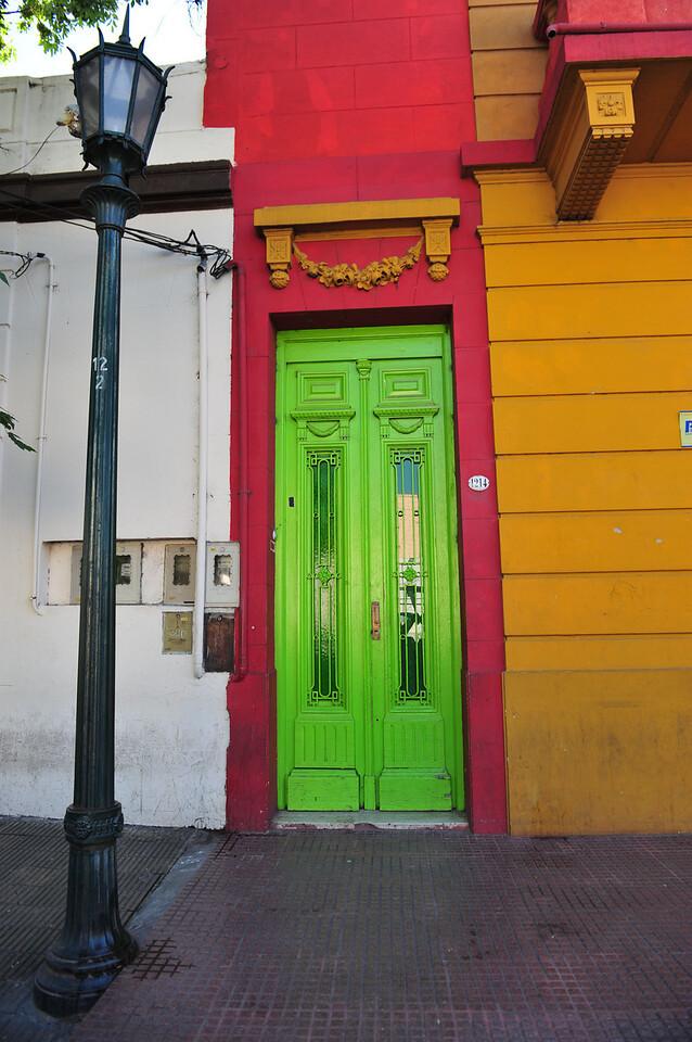 La Boca, Buenos Aires.