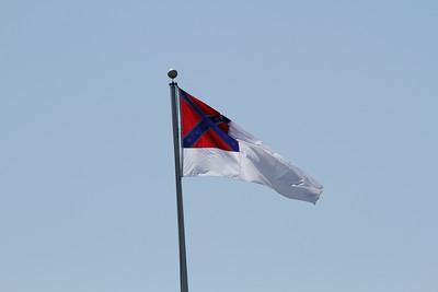 Second Confederate National Flag 1863