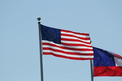 United States Fort Sumter Flag 1861