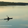 Kayak on May River, Bluffton, SC