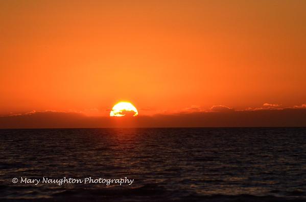 Sunrise on HHI