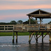Pier, May River, Bluffton, SC