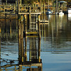 May River dock, Bluffton, SC