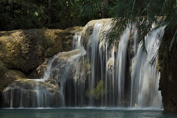 Luang Prabang Waterfall, Laos.
