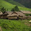 Laos Village.