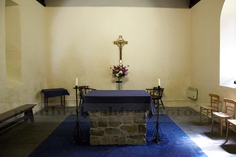 St David's, Caldey Island
