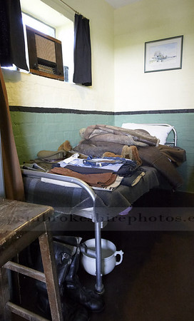 Carew Cheriton Control Tower. Duty Officer's Room.