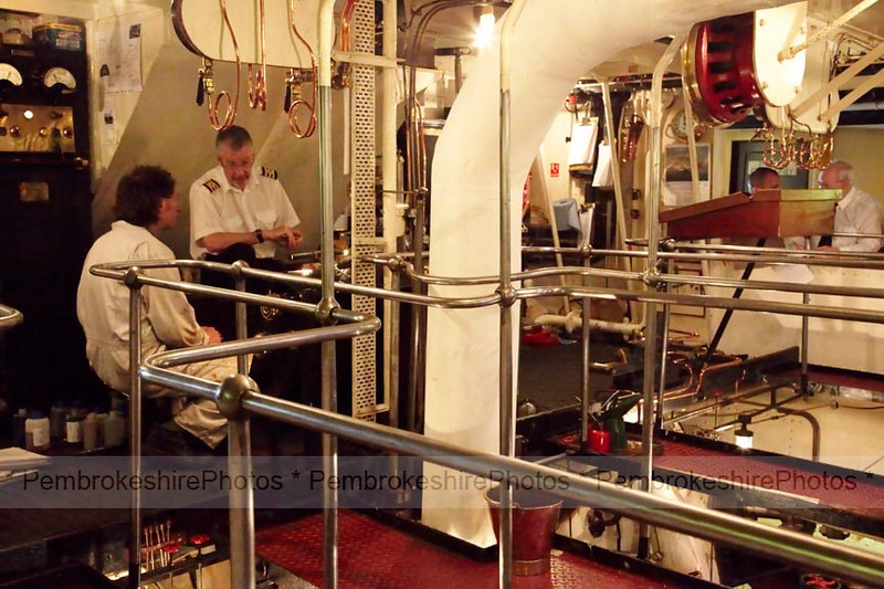 Engine room, Waverley