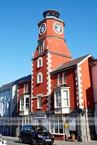 Clock Tower,Pembroke
