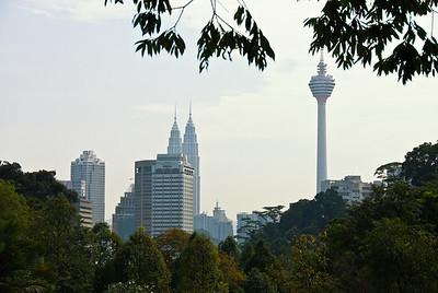 Kuala Lumput skyline-Kuala Lumpur-Malaysia