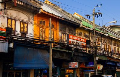 Street Scene-Bangkok-Thailand