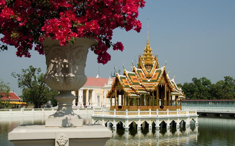 Summer Palace-Ayutthaya-Bang Pa In-Thailand