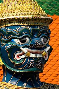 Grand Palace-Bangkok-Thailand