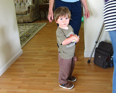Andrea, Nicolas, Oliver--May 2010
