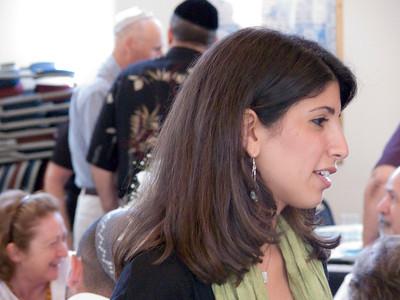 David & Shiran Party, Aug 2008