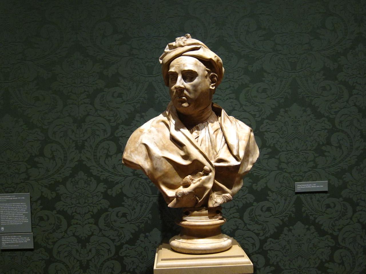 090 George Friedrich Handel