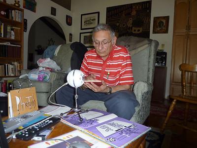Mordecai recording, 2009