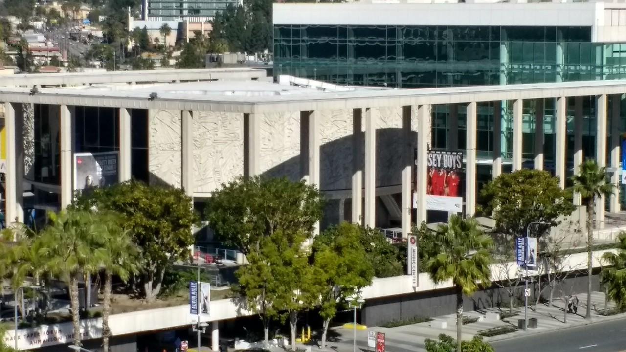 Mark Taper Forum and Ahmanson Theatre