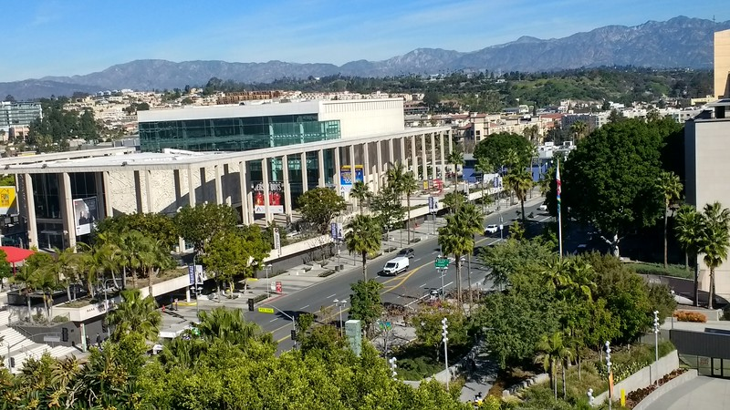 Mark Taper Forum and Ahmanson Theatre