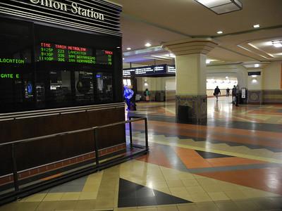 Union Station, Feb 2012