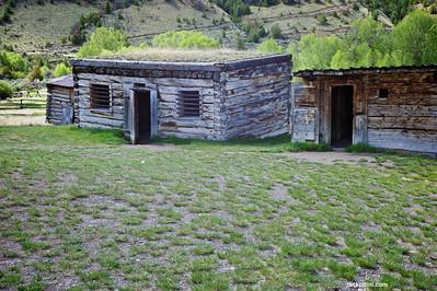 Montana, Bannack State Park