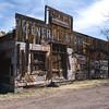 Abandon general store.  Mongollon,  New Mexico