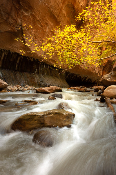Fall Narrows