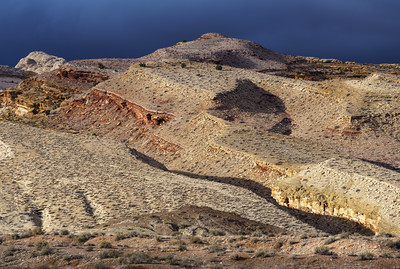 Golden Light - San Rafael Swell
