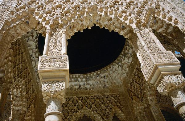 Alhambra Architecture 2