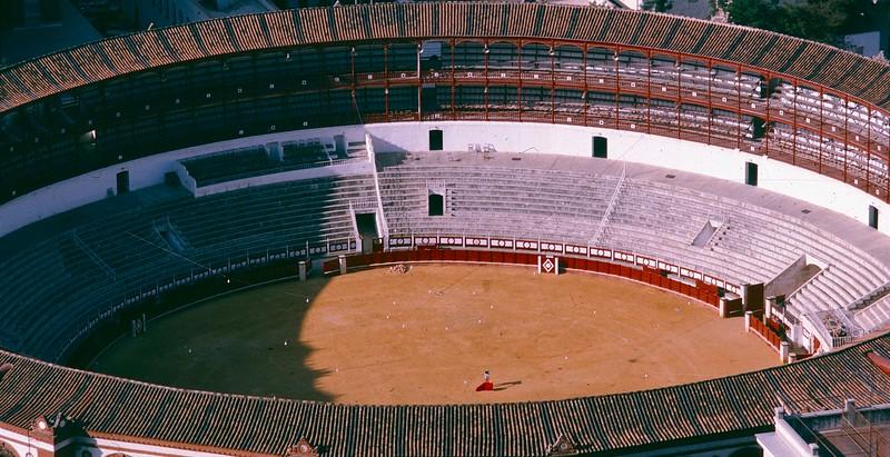 Bull Ring Malaga