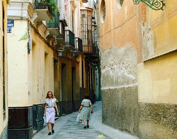Backstreets Malaga
