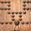 A door in Arcos de la Frontera.