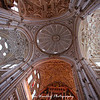 Inside Cordoba's cathedral, Cathedral of St. Mary of the Assumption.