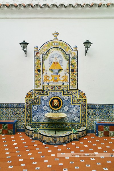 Patio talaverano