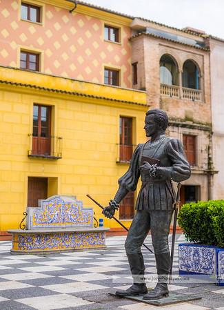 D. Fernando de Rojas (Plaza del Pan)