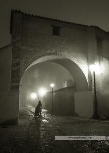 Arco de la calle Pescaderías