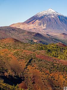 Colores del Teide
