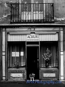 Achuri, Madrid