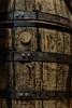 Whiskey barrel.