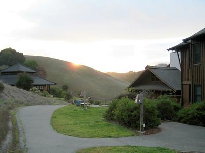 Spirit Rock, Marin