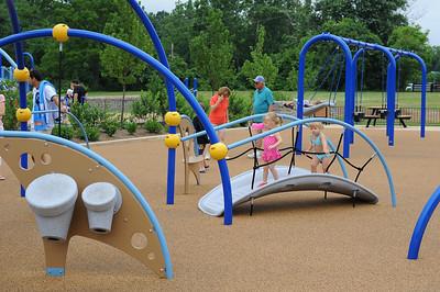 Splash Park and Playground