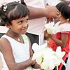 At Ruwanweliseya in Anuradhupura.
